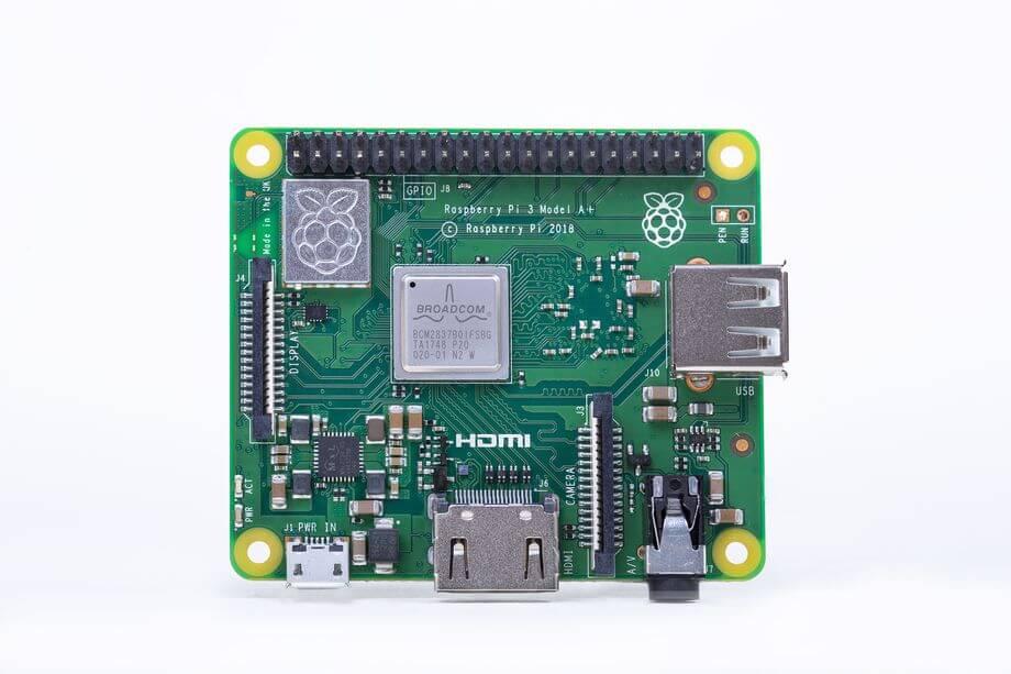 Raspberry Pi Model 3A Plus
